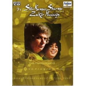 Pandit Shiv Kumar Sharma & Zakir Hussain - VCD