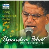 Upendra Bhat (Classical Vocal)