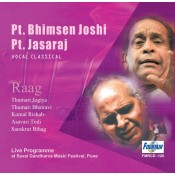 Pt. Bhimsen Joshi, Pt. Jasraj - Audio CD
