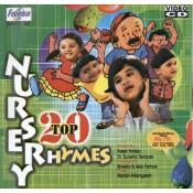 Top 20 Nursery Rhymes - VCD