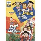 Nursery Jingles Rhymes & Toons - DVD