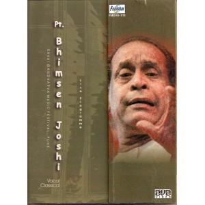 Pandit Bhimsen Joshi - Classical Vocal - DVD