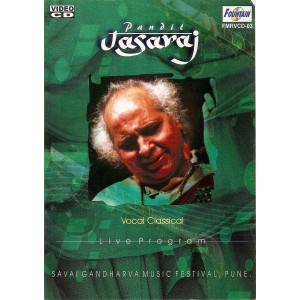 Pandit Jasaraj - Vocal Classical (Vol 1) - VCD
