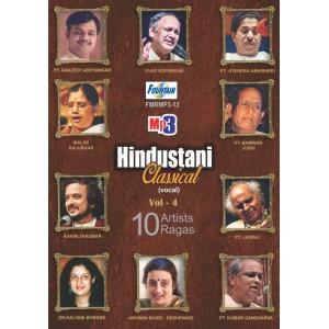 Hindustani Classical(vocal) Vol-4