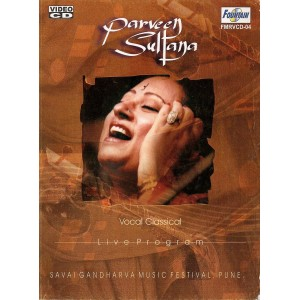 Parveen Sultana (Classical Vocal) - VCD