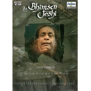Pandit Bhimsen Joshi - Classical Vocal - VCD