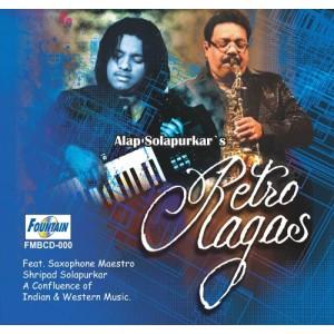 Alap Solapurkar's Retro Ragas (Audio CD)