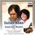 Classical Instrumental by Sultan Khan & Zakir Hussain - Audio CD