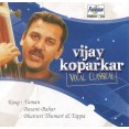 Vijay Koparkar - Vocal Classical - Audio CD