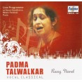 Padma Talwalkar - Audio CD
