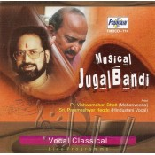 Musical Jugal Bandi - Audio CD