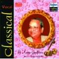 Classical Vocal by Kumar Gandharva - Audio CD