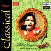 Classical Vocal by Malini Rajurkar  - Audio CD