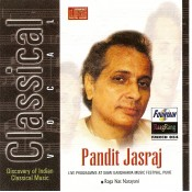 Pandit Jasraj  (Classical Vocal) - Audio CD