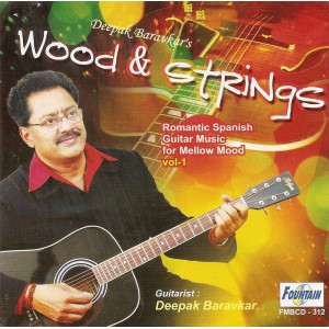 Wood & Strings - Audio CD