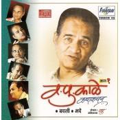 Va Pu Kale Kathakathan (Vol 1) - व. पु. काळे कथाकथन (भाग १) - Audio CD