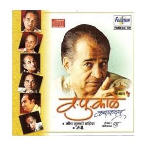 Va Pu Kale Kathakathan  (Vol 5) - व. पु. काळे कथाकथन (भाग ५) - Audio CD