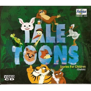 Tale Toons Stories For Children - VCD