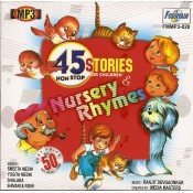45 Non Stop Stories & Nursery Rhymes - MP3