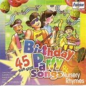 45 Non Stop Birthday Party Songs - VCD