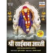 Shri Sai Baba Aarti - श्री साई बाबा आरती - VCD