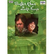 Instrumental Classical by Sultan Khan & Zakir Hussain - VCD
